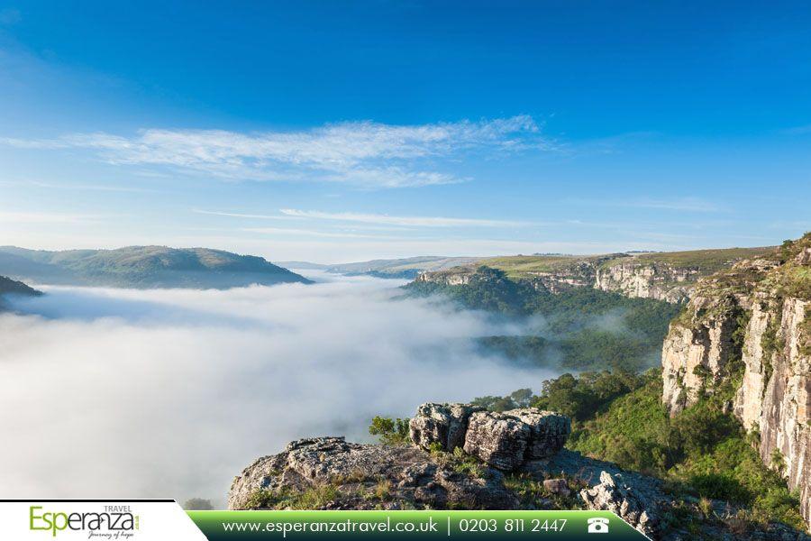 Guartelá Canyon in Brazil       The #Guartelá #Canyon is a canyon in #Tibagi and #Castro, #Paraná, #Brazil.     Source : https://en.wikipedia.org/wiki/Guartelá_Canyon    South America #TravelExperts: http://www.esperanzatravel.co.uk/cheap-flights-to-brazil.php     #southamerica #guartelácanyon #outdoorphotography #tourism #flights #travel #travelsouthamerica #travelblog #traveldiaries #booknow #esperanzatravel #cheapflightstobrazil #cheapflightstosouthamerica #travelagentsinuk
