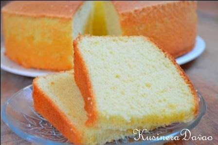 Egg yolk sponge cake recipe kusinera davao bakes pinterest egg yolk sponge cake recipe kusinera davao forumfinder Image collections