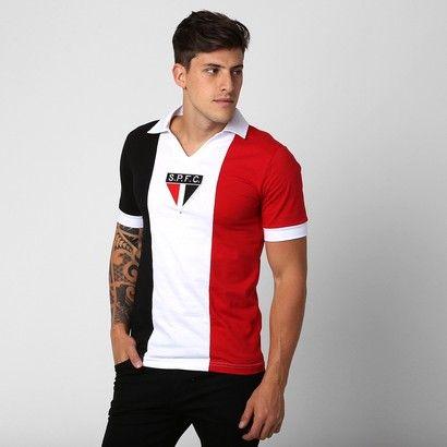 Acabei de visitar o produto Camisa Polo São Paulo Réplica 1966