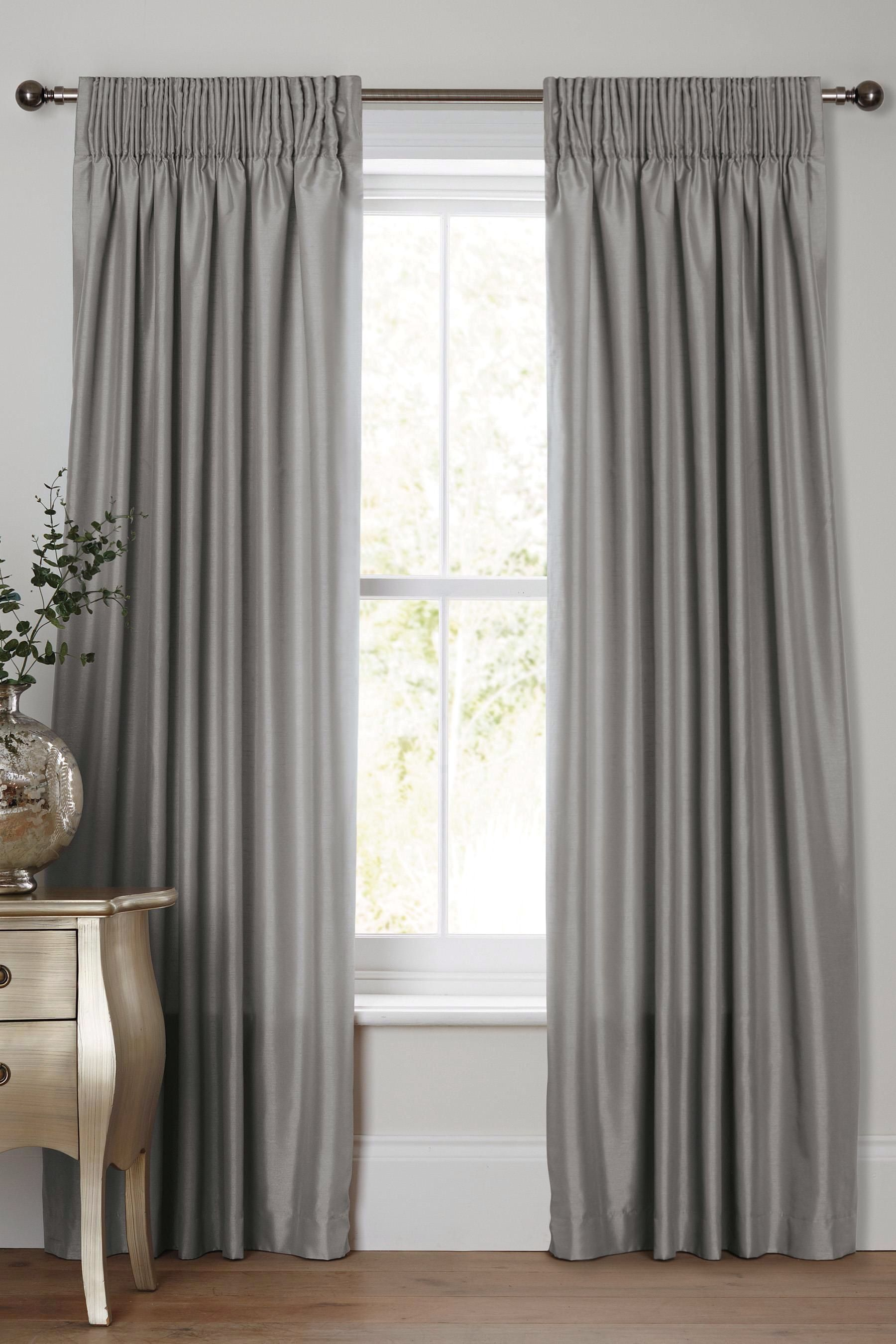 damask beige curtain faux cream silk eyelet lined colour p modern asp floral ringtop curtains