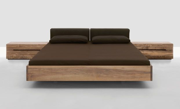 wooden bed frames contemporary wooden bed