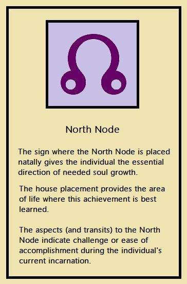 nodes meaning astrology