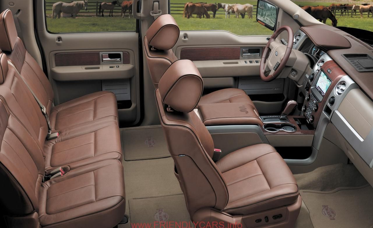 Awesome Ford F150 2014 Interior Car Images Hd 2013 Ford F 150 King Ranch Interior Wallpaper Hd
