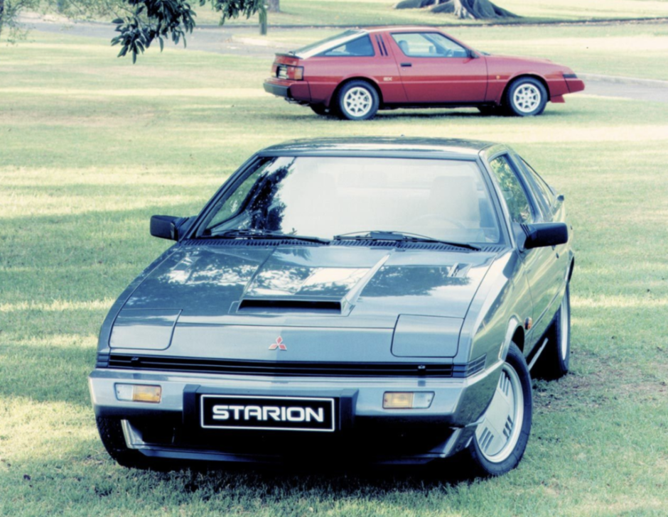 Why We Love Them Mitsubishi Starion & Chrysler Conquest
