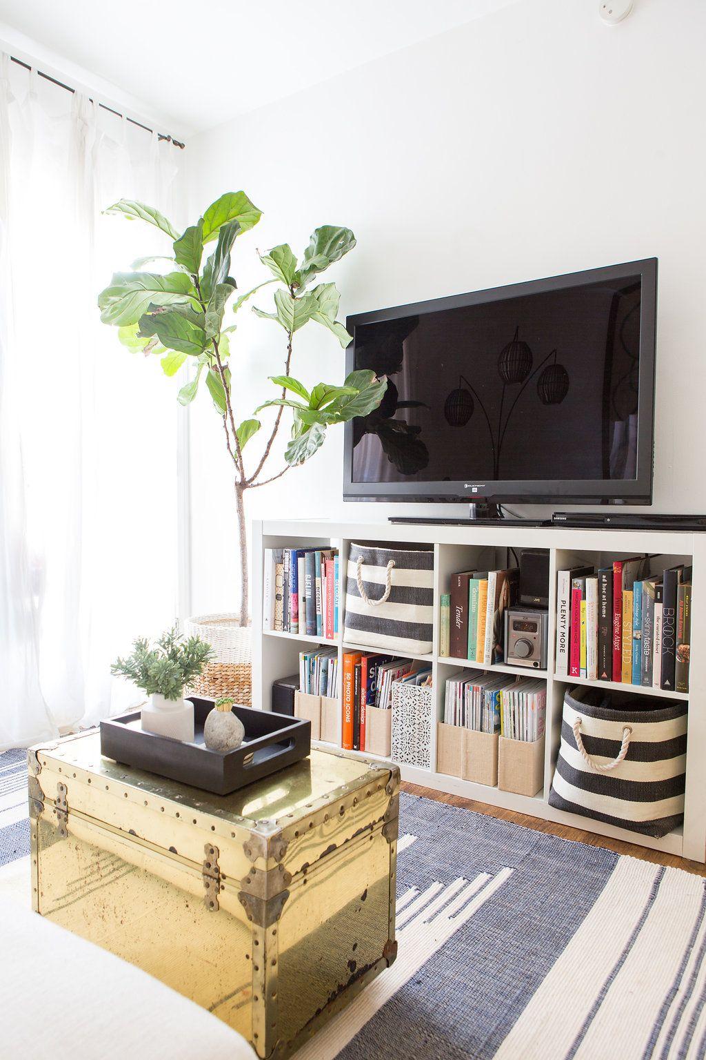 Boho Beach Bungalow Home Tour on Apartment Therapy | Decor ...