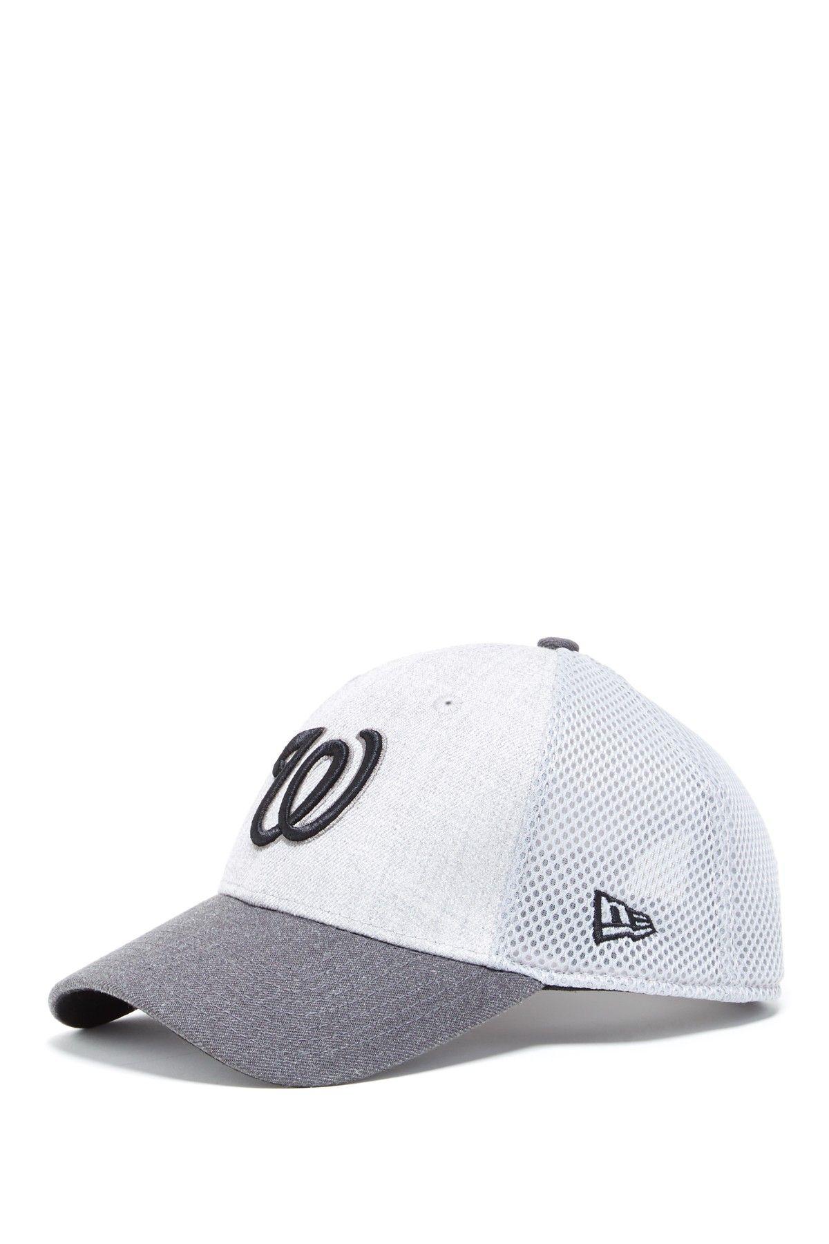 ... where can i buy mlb washington nationals team baseball cap gray 940 neo  8da08 e74f2 dc673966e499