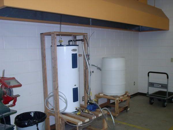 Biodiesel Home Processor