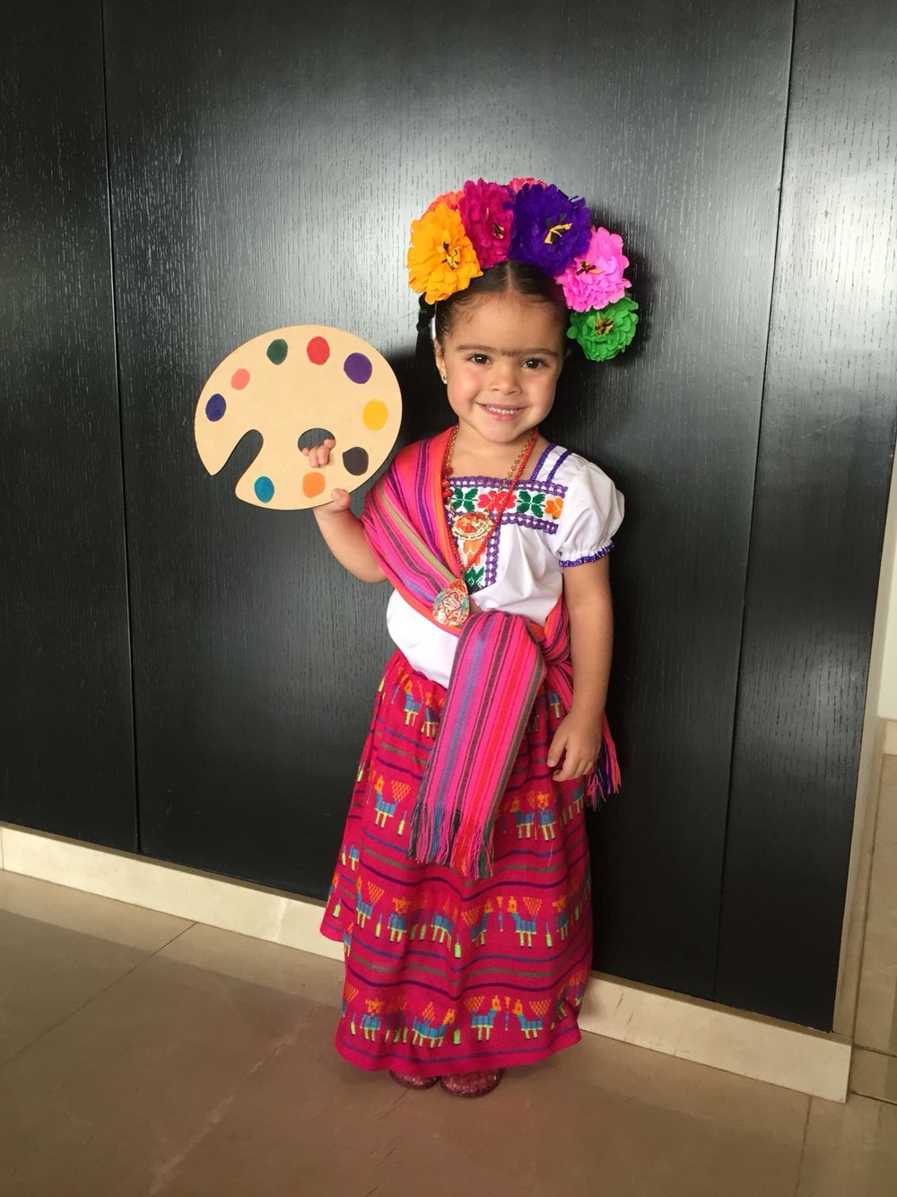 Frida Kalho Diy Halloween Costumes For Women Little Girl Costumes Girl Costumes