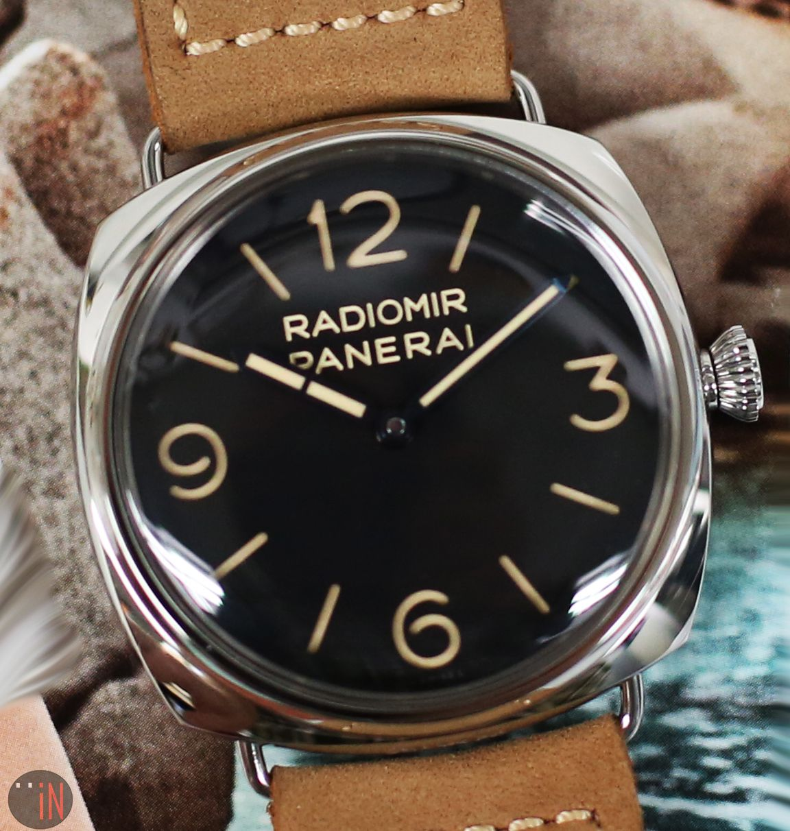 Pin By Element In Time Watches On Officine Panerai Watches In 2019
