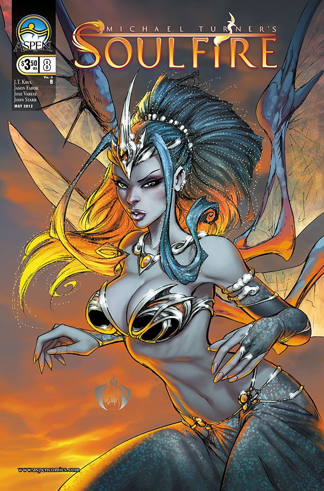 soulfire – Aspen Comics