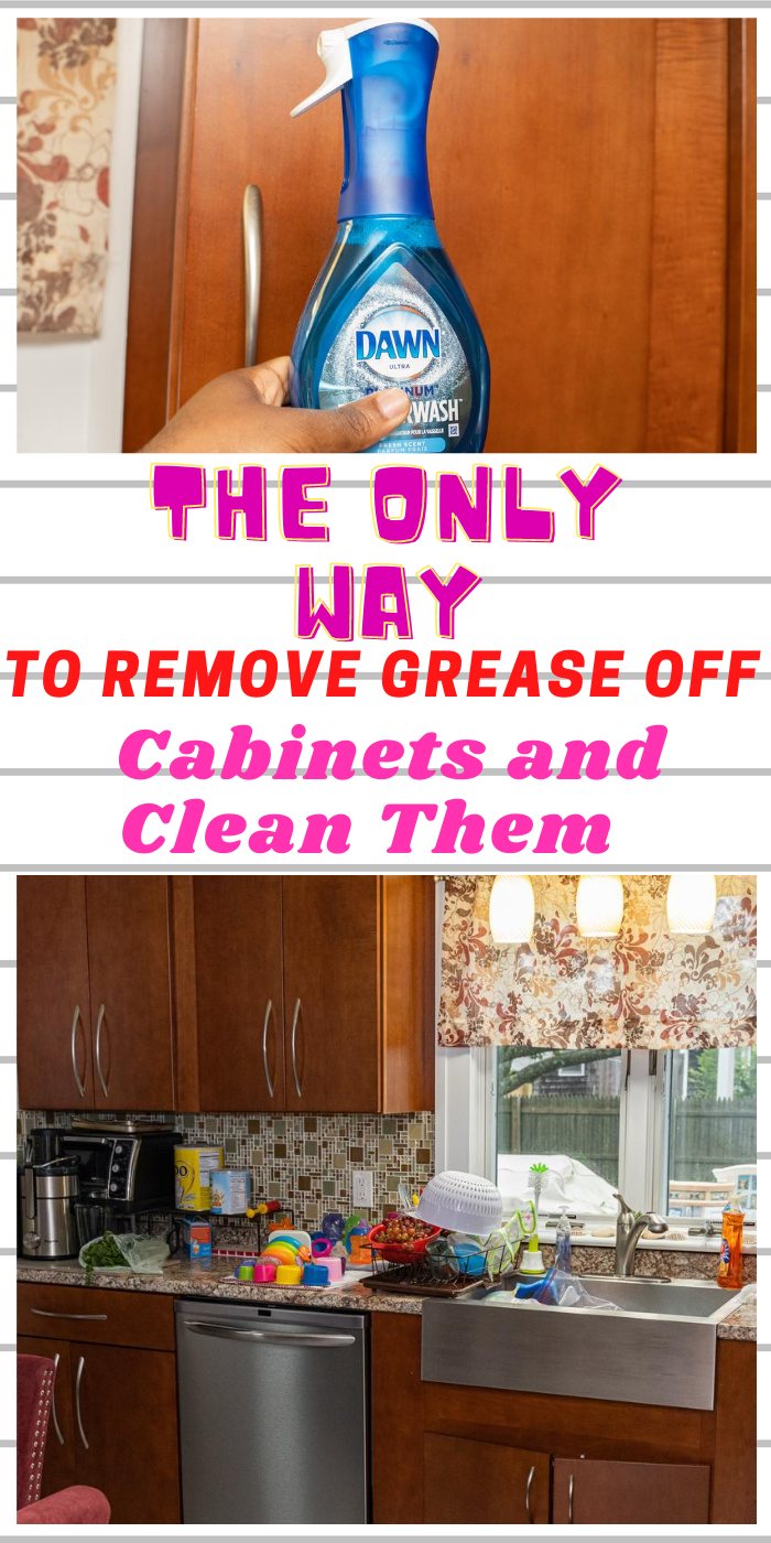 How To Properly Clean Your Cabinets In 2020 Easy Cleaning Hacks Cleaning Recipes Cleaning