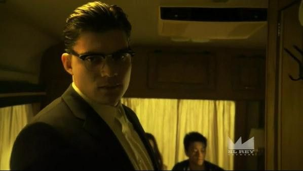 Richie Gecko. From Dusk Till Dawn (TV Series)