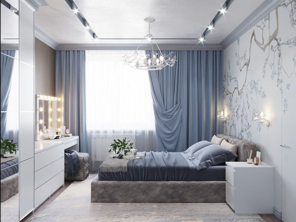 Pin by ina f on Спальня Bedroom | Luxury apartment