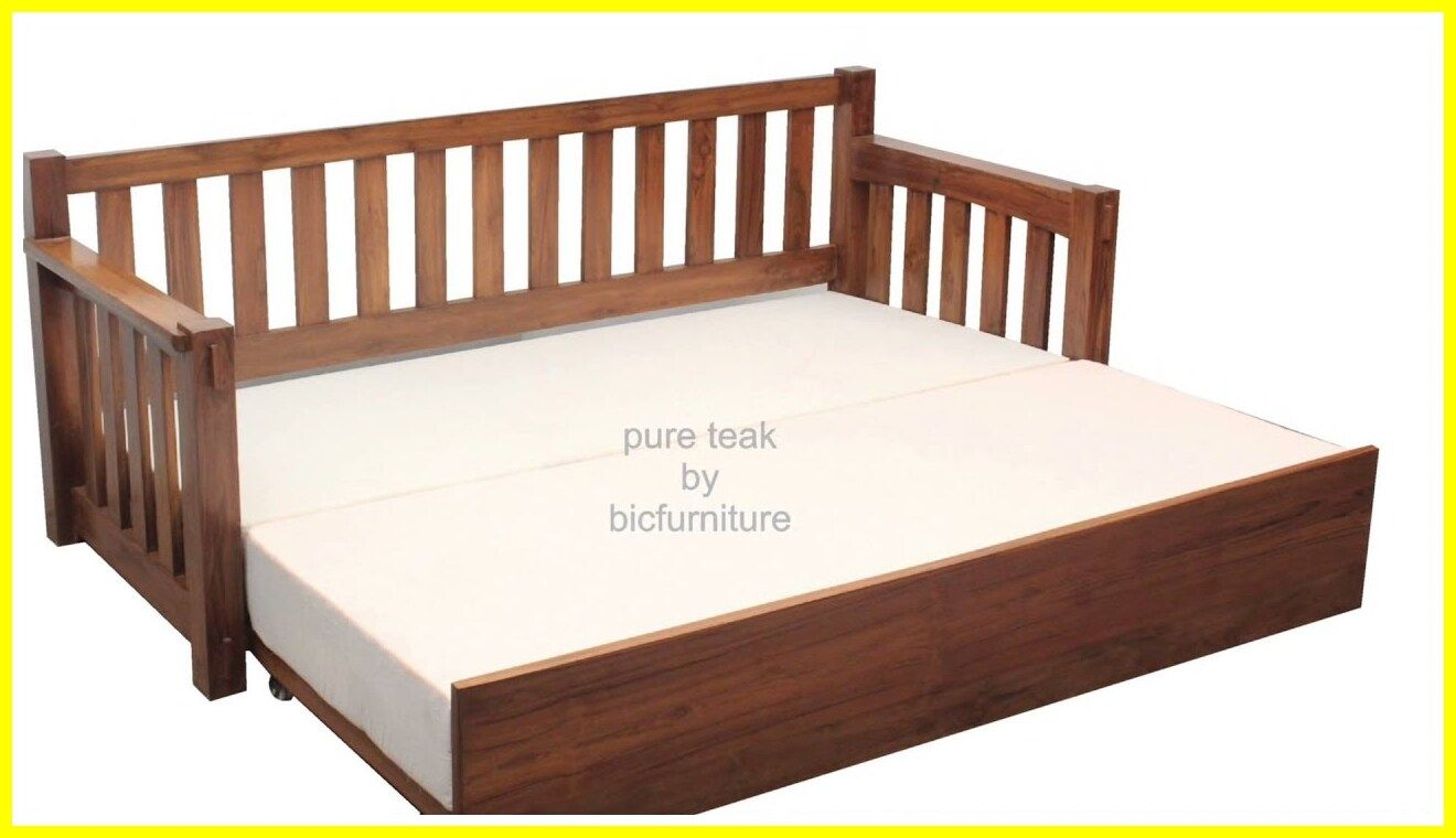 73 Reference Of Bed Chair Wood In 2020 Sofa Bed Wooden Sofa Bed Wood Sofa Bed Design
