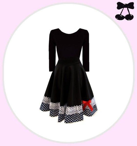 "Dress "" Alice "" Size 36-42 de B-C-Design-Factory sur DaWanda.com"