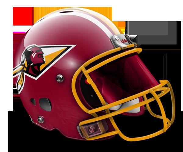Redskins logo concept Redskins logo, Redskins helmet