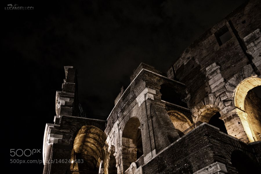 Colosseo by lucangelucci69_2