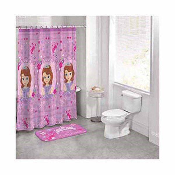 Disney Princess Sofia The First 14 Piece Bath Set