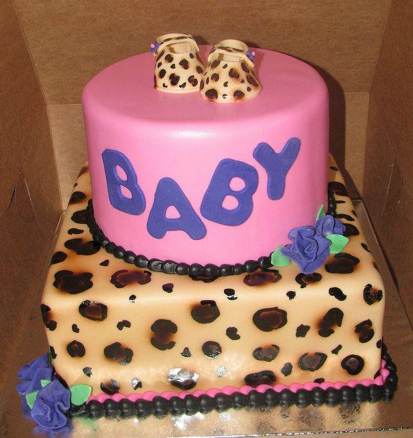 Cheetah Baby Shower by Marti Eqz, via Flickr