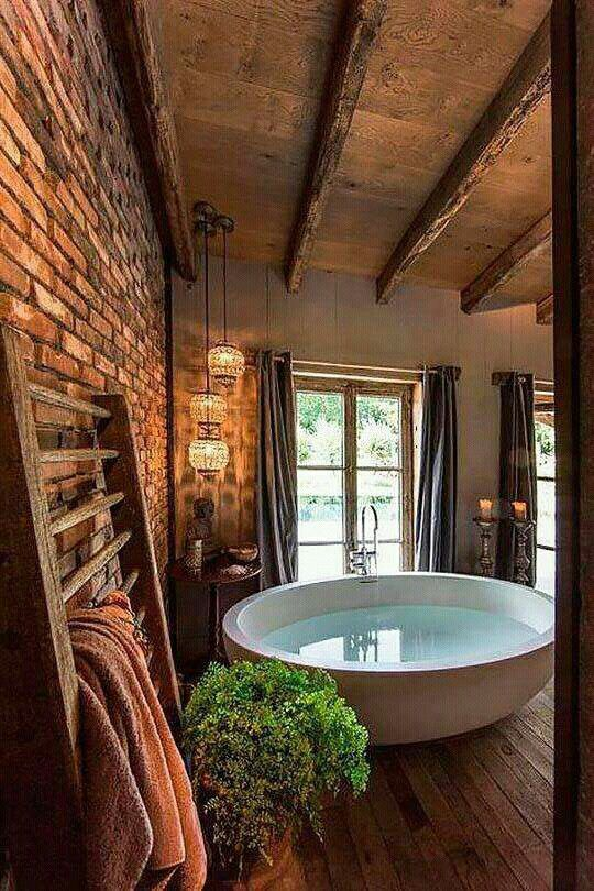 Just the tub! Everything else can go Espacios Pinterest Tubs