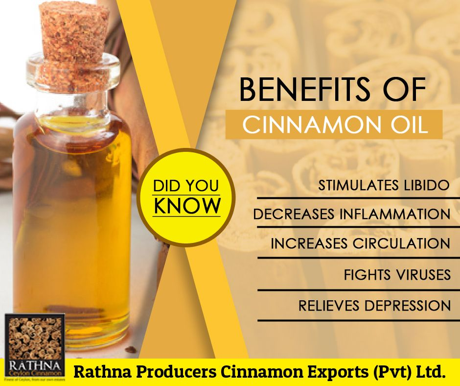 Cinnamonoil is obtained from the bark and leaves of