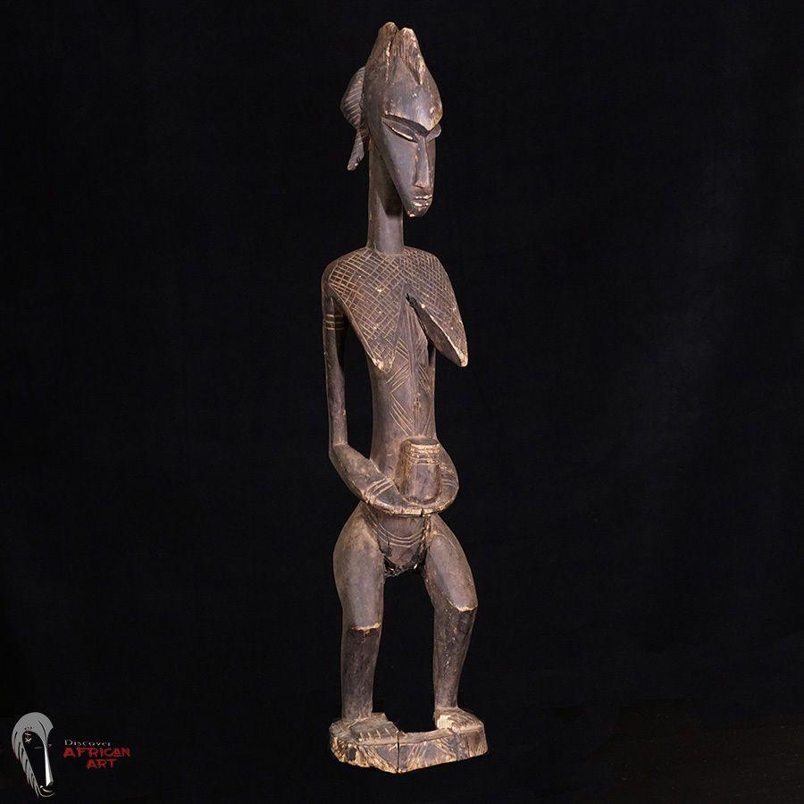 Discover African Art : Senufo Standing Figure