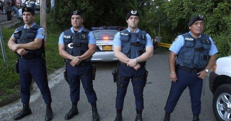 La Policía De Puerto Rico Avisa Habrá Arrestos Por Poner Reggaeton Police Police Department Puerto Rico