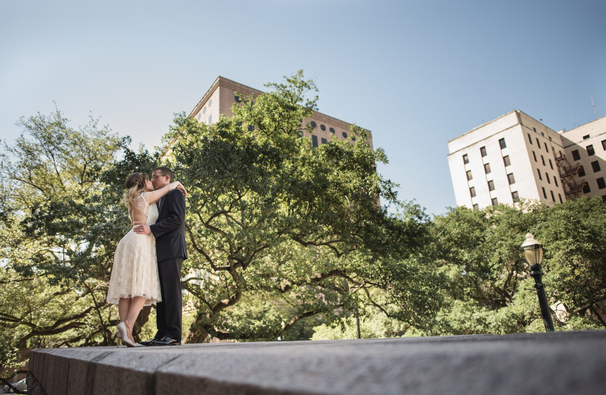 1910 Historic Courthouse Wedding Houston, TX in 2020