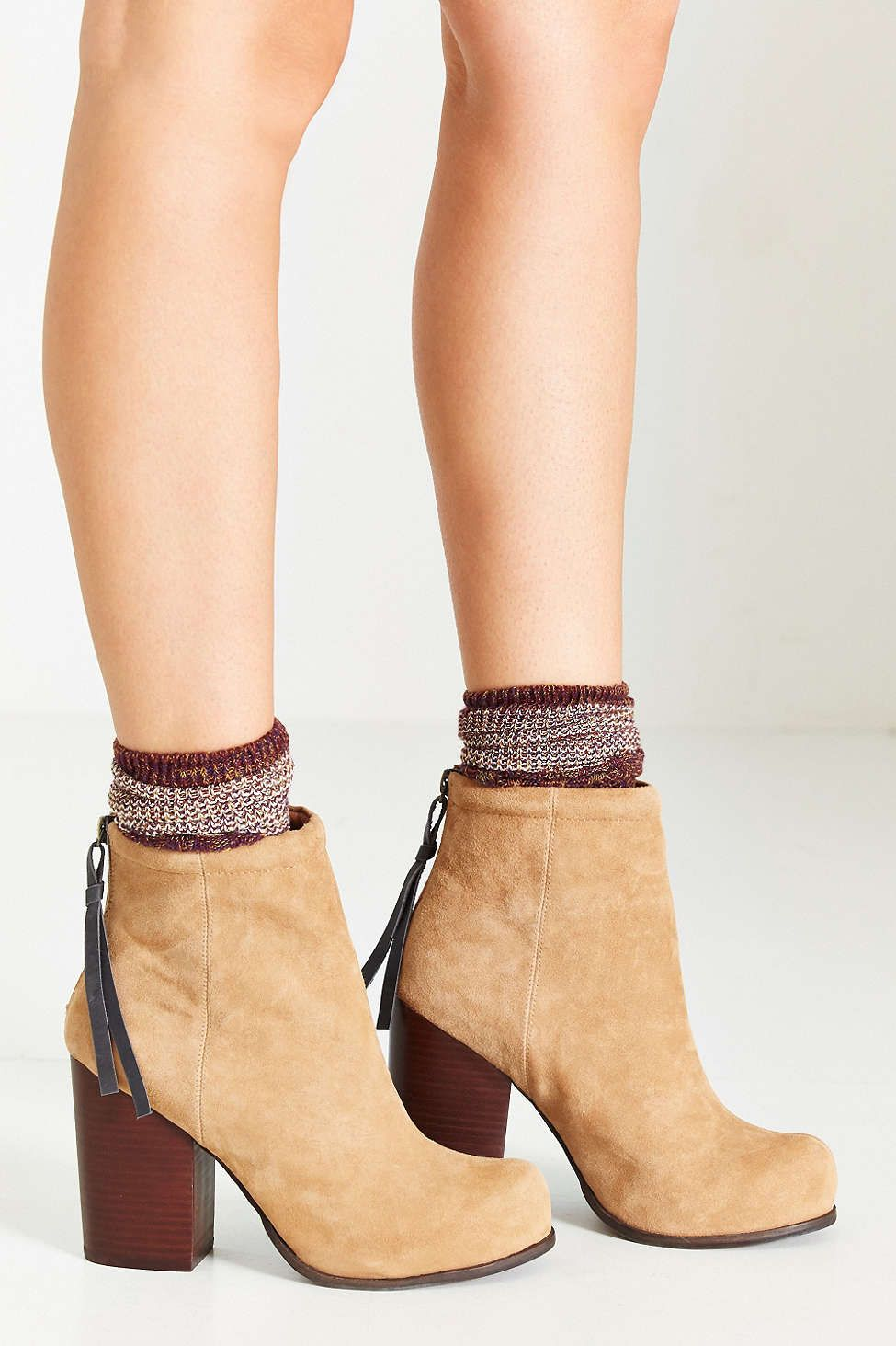 6fa87e647be87 Jeffrey Campbell Suede Rumble Boot - Urban Outfitters Pumped Up Kicks,  Suede Boots, Jeffrey