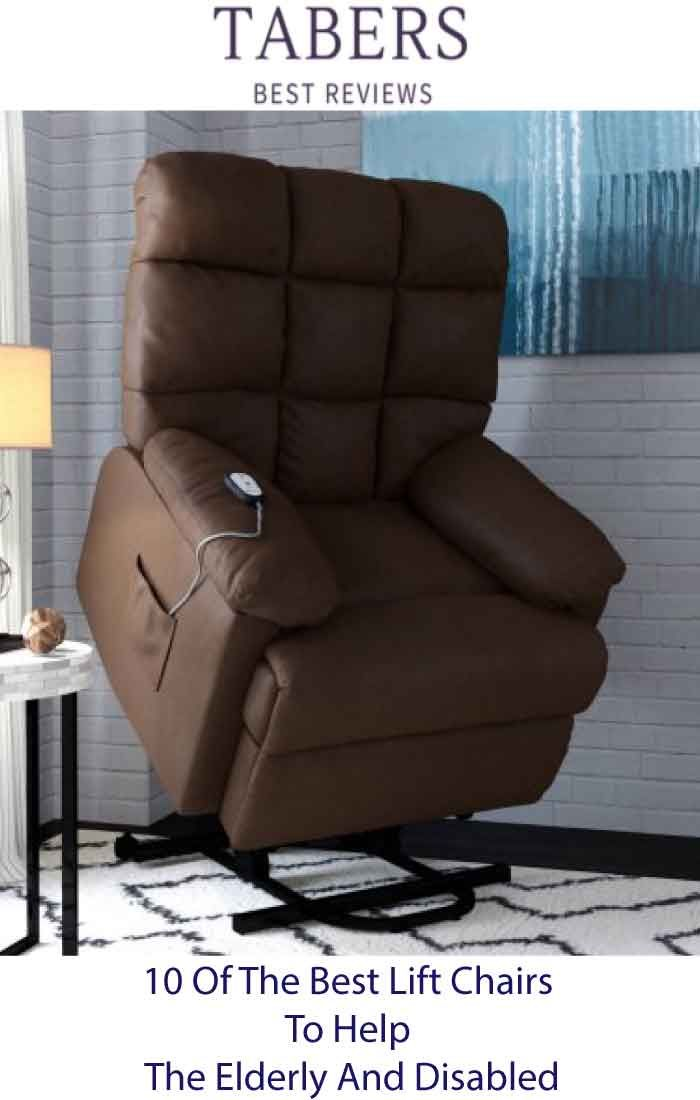 10 Of The Best Lift Chairs To Help The Elderly And Disabled ...