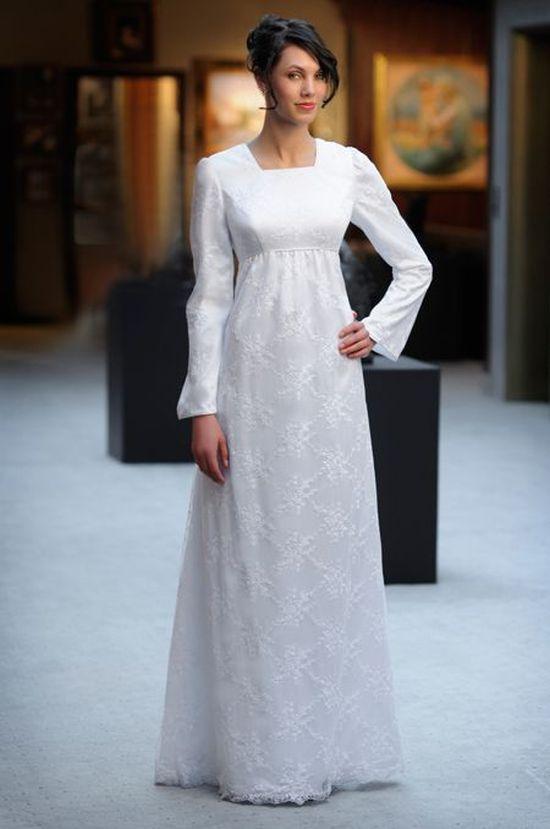 30 Lindos Vestidos Para o Templo [ Inspiração ]   A Noiva SUD   LDS ...