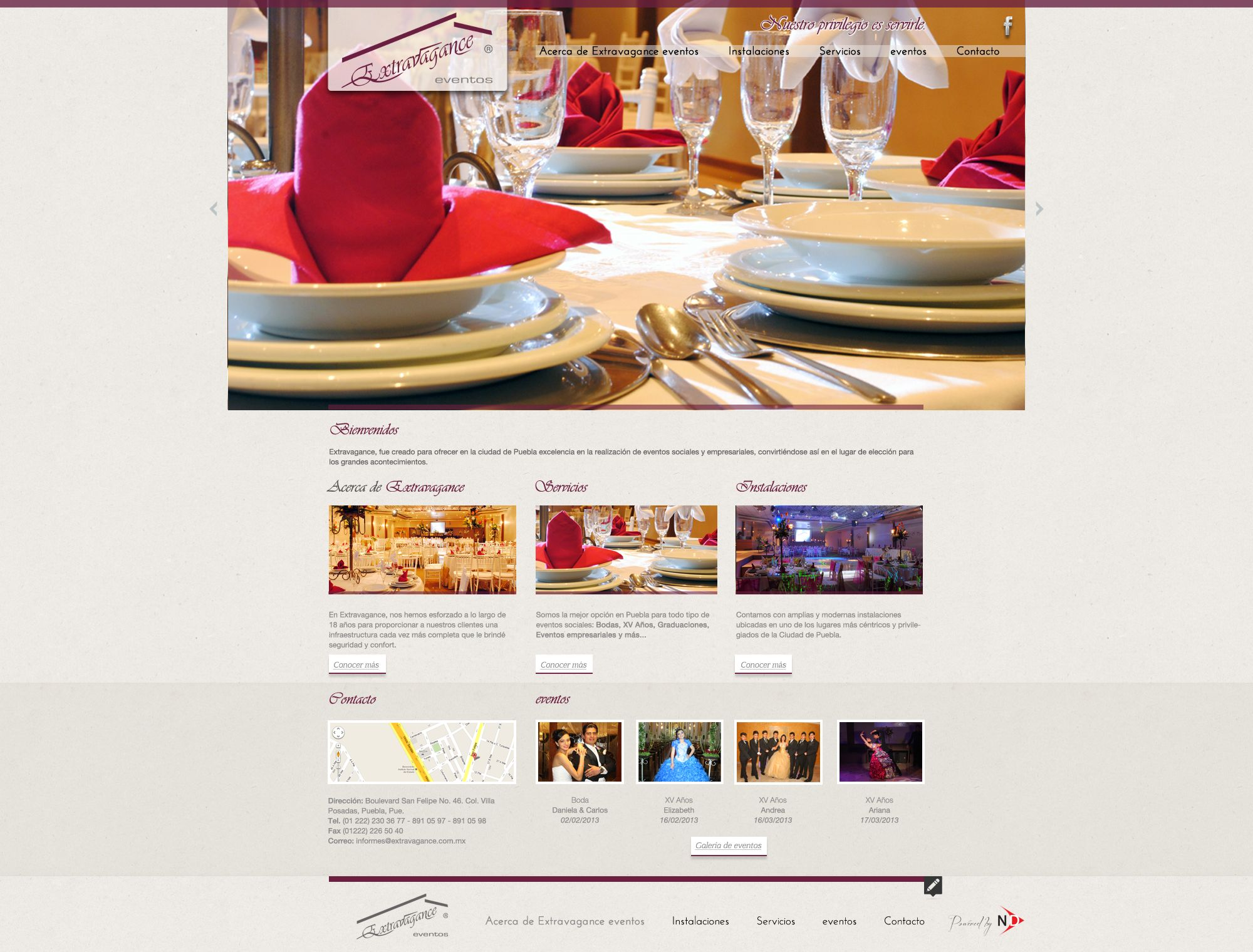Web Design Social