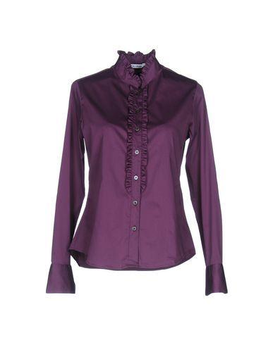CALIBAN Women's Shirt Purple 10 US