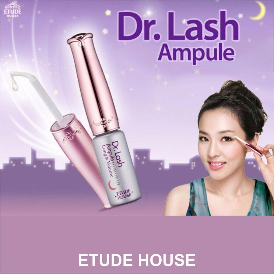 4ef99a80df9 [Etude House] Dr. Lash Ampule Long & Volume 6ml Eyelash Care Korea Cosmetics
