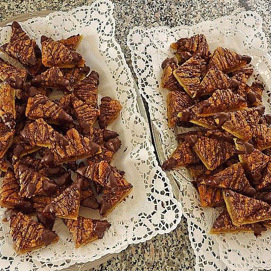 Marzipan - Nussecken von Elli K. | Chefkoch