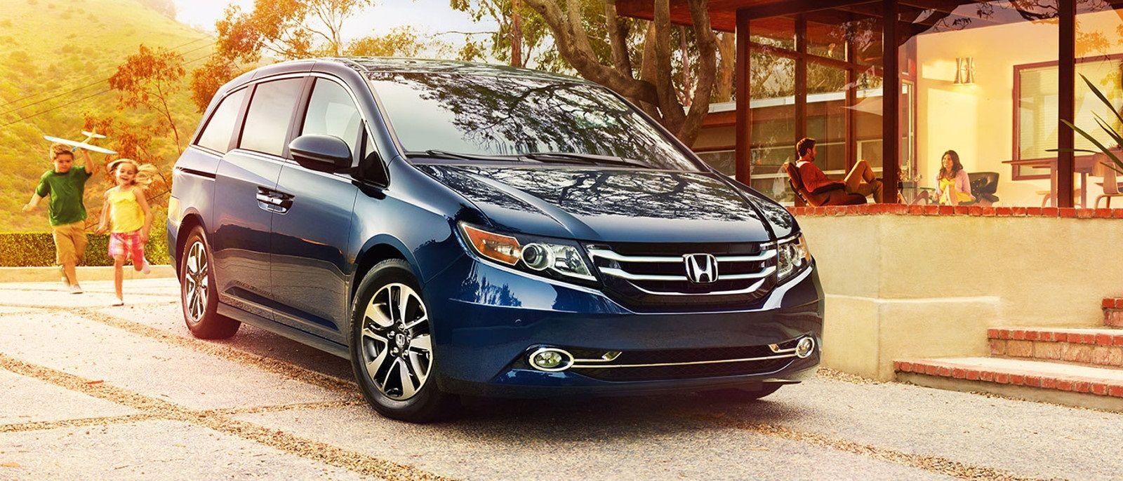 2018 Honda Odyssey Model Info Honda Odyssey Honda Odyssey Touring Honda Pilot