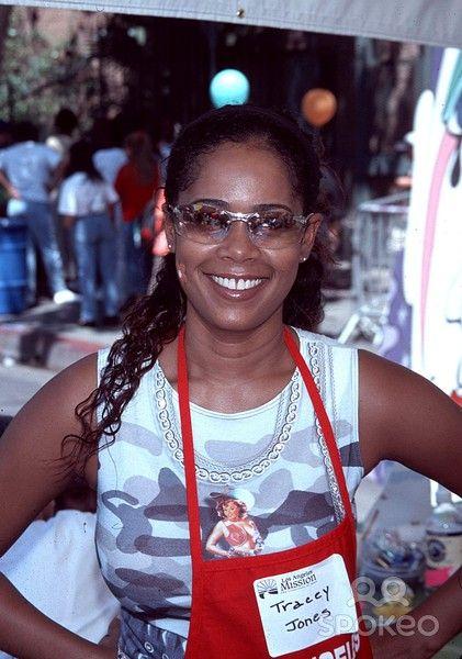 Tracey Cherelle Jones gravel pit