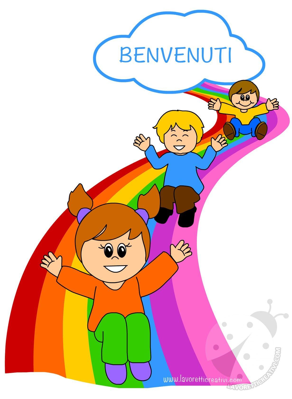 Scuola dell infanzia addobbi accoglienza scuola infanzia for Addobbi scuola infanzia accoglienza