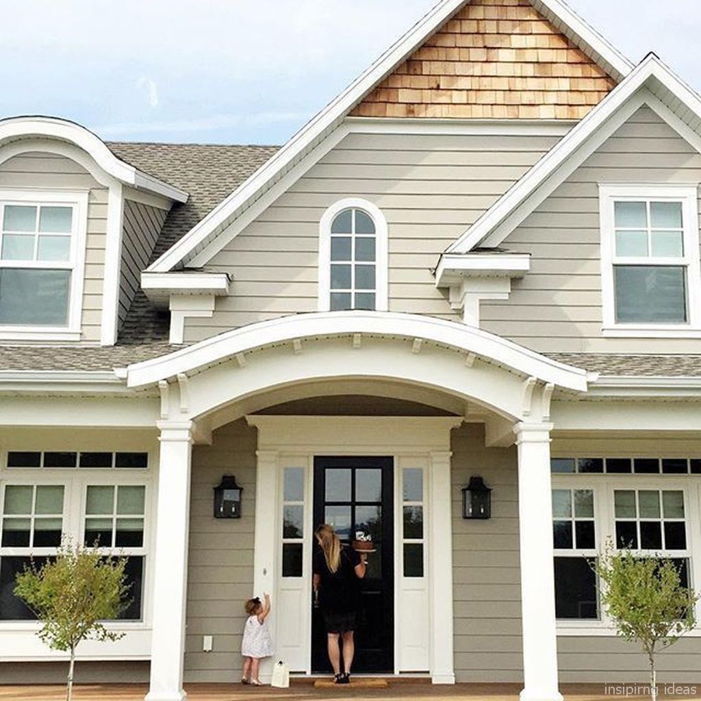 Unique Home Exterior Design: 20 Unique Painted Exterior Door Ideas Exterior Design