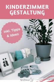 Kinderzimmer / Babyzimmer Gestaltung und Einrichtung - Tipps, Ideen & Inspiration!
