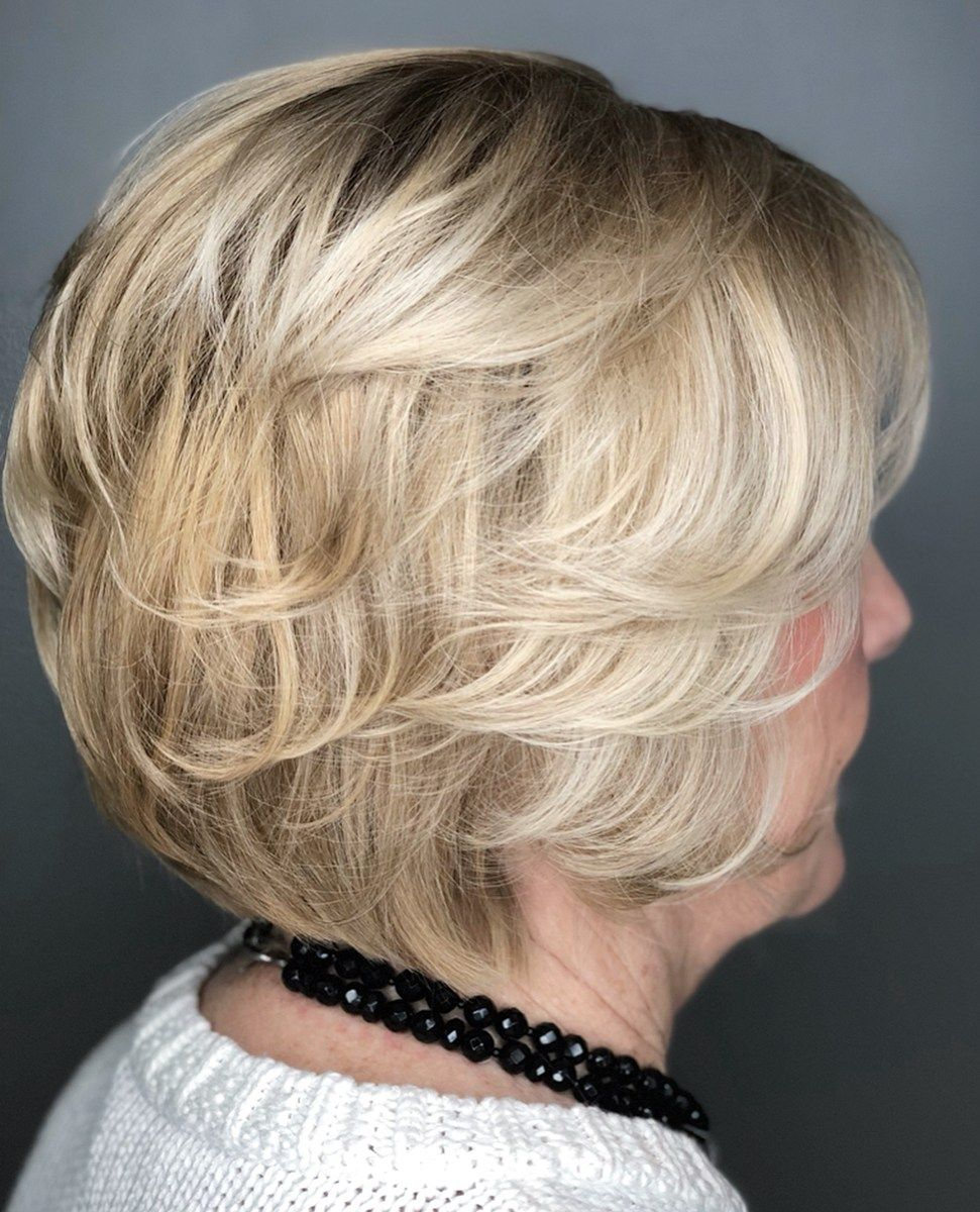 The Best Hairstyles And Haircuts For Women Over 70 Short Hairstyles For Women Top Short Hairstyles Short Hair Styles