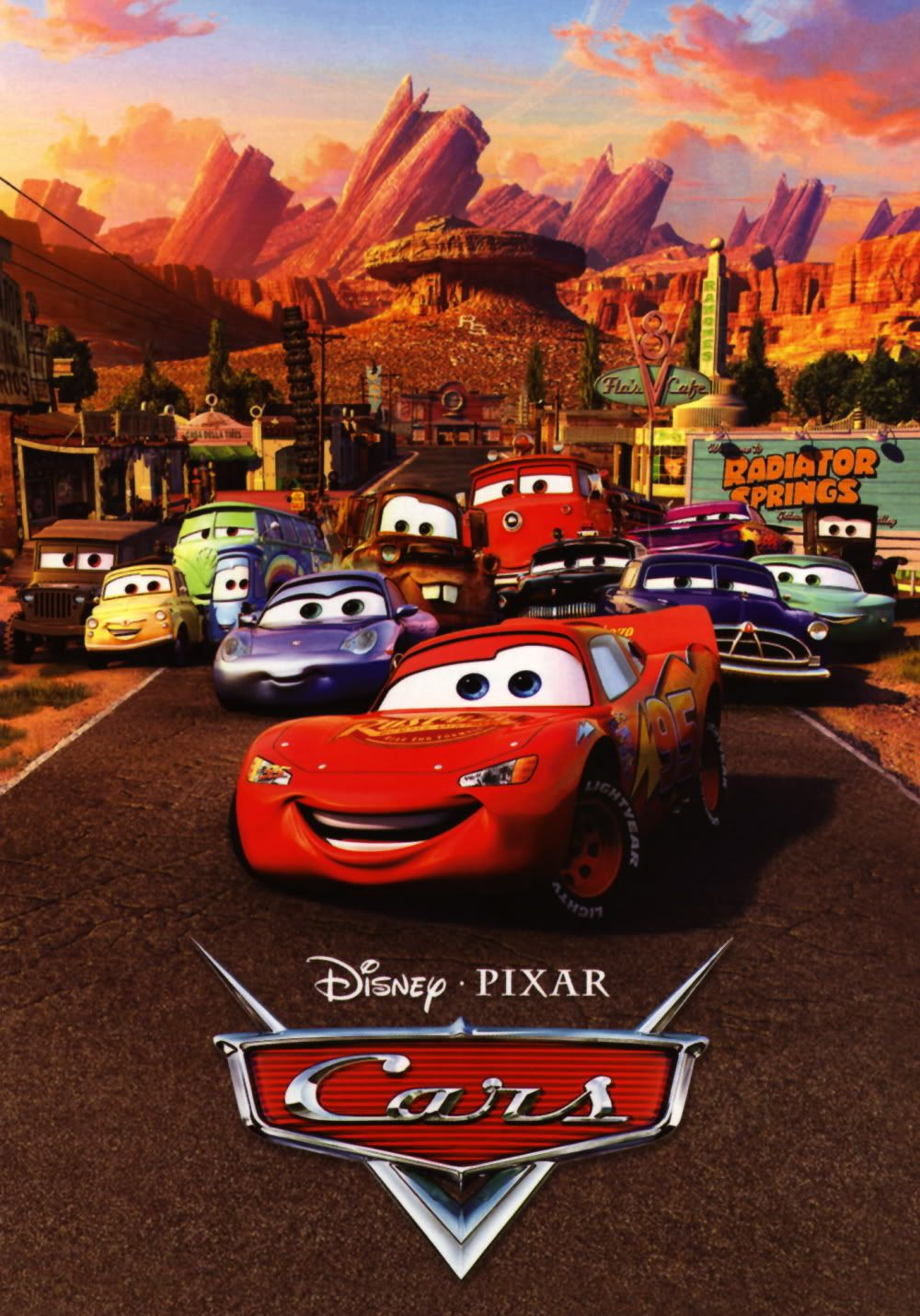 Cellphone Background / Wallpaper. Disney cars movie