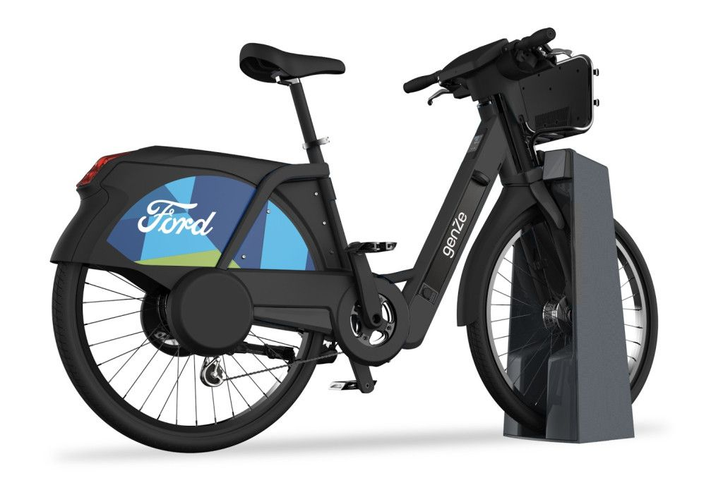 Coming Soon Ford Gobike Limebike To Add Electric Bicycles To