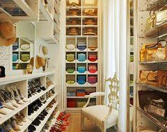 Shoe racks & hat racks