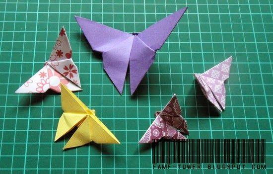 Origami Rama Yang Mudah