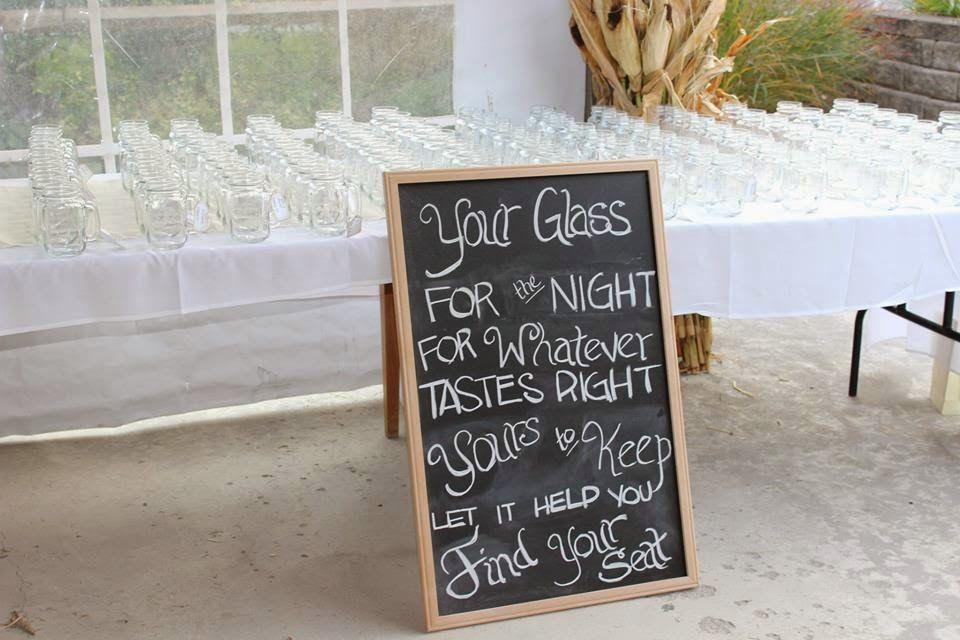 Amanda & James Rustic Fall Wedding at Twin Lakes Lodge Resort, Hurley, NY