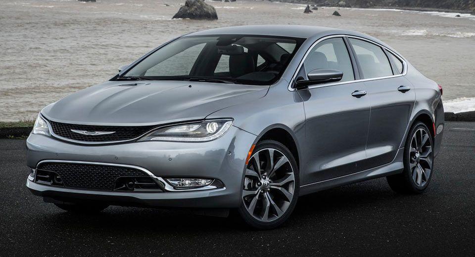 Nobody Wants To Build Fca S Fwd Sedans Chrysler 200 Mopar