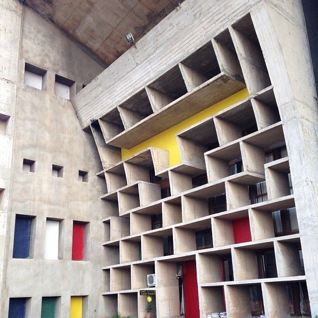 Le Corbusier, Palace of Justice