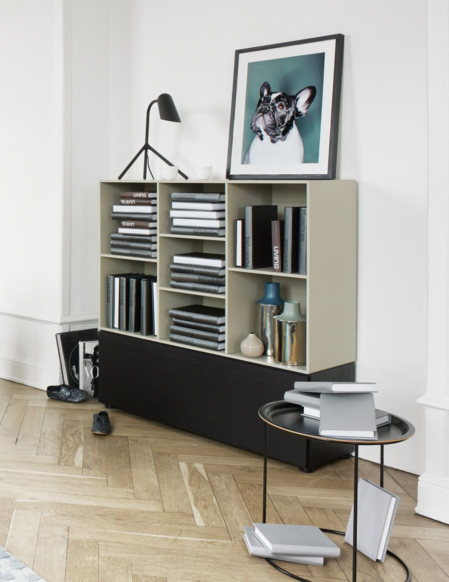 Boconcept Bookcase: >FIXTURES & FINISHES