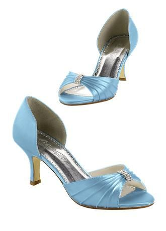 17 Best images about Wedding Blue Shoes on Pinterest | Pump ...